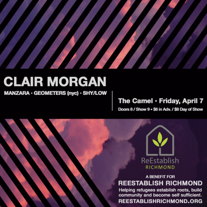 Clair Morgan Tour Dates