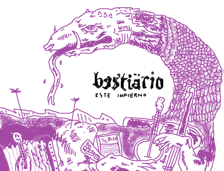 Bestiário Tour Dates