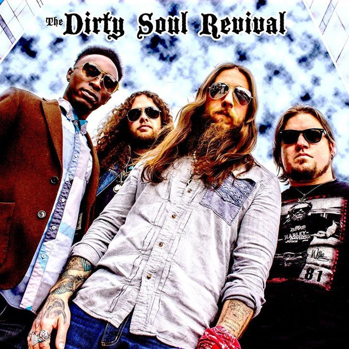The Dirty Soul Revival @ The Grey Eagle - Asheville, NC