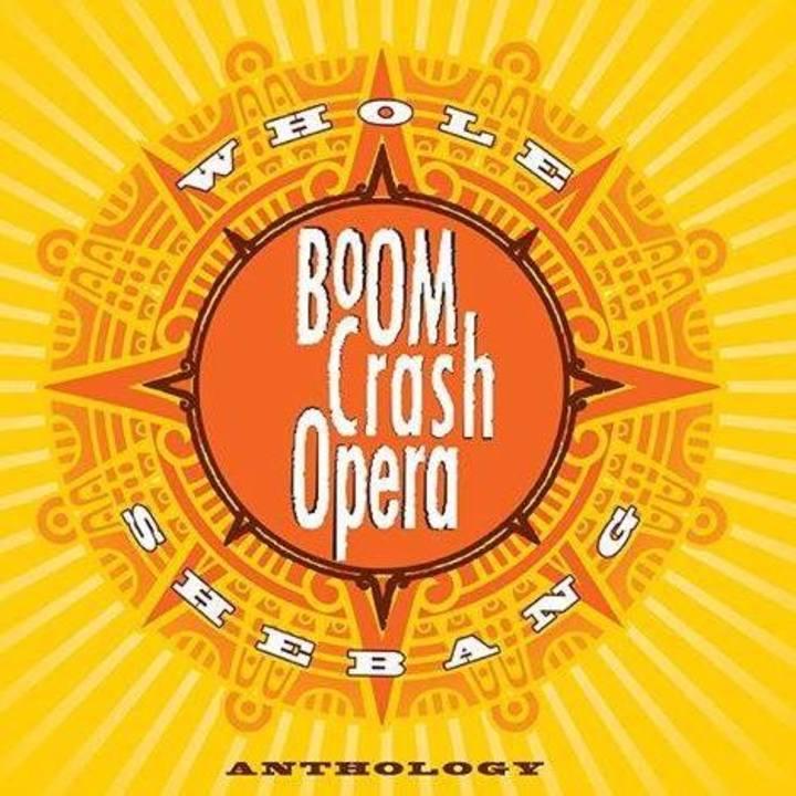 Boom Crash Opera @ The Bridge Hotel - Rozelle, Australia