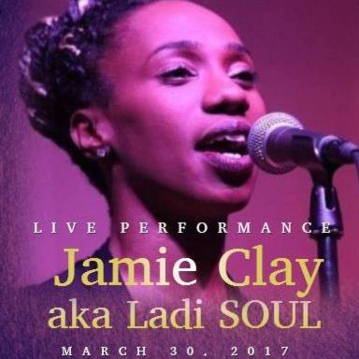 Jamie Clay aka Ladi Soul Tour Dates