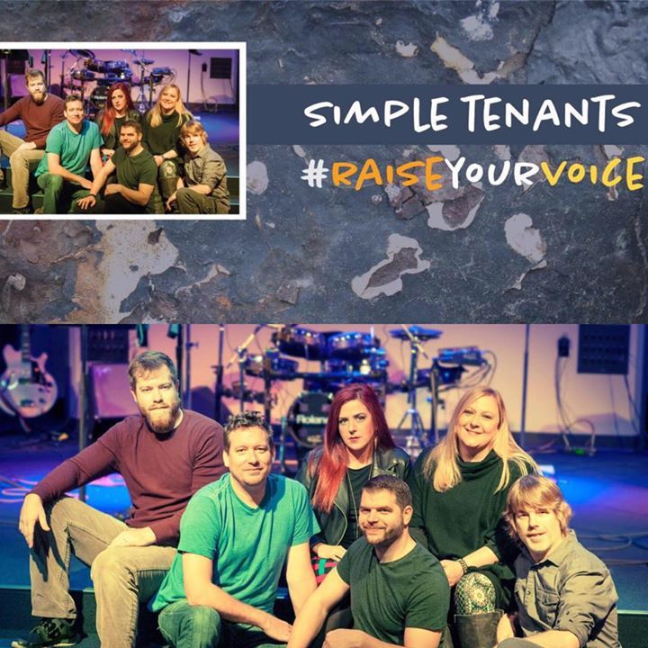 Simple Tenants Tour Dates