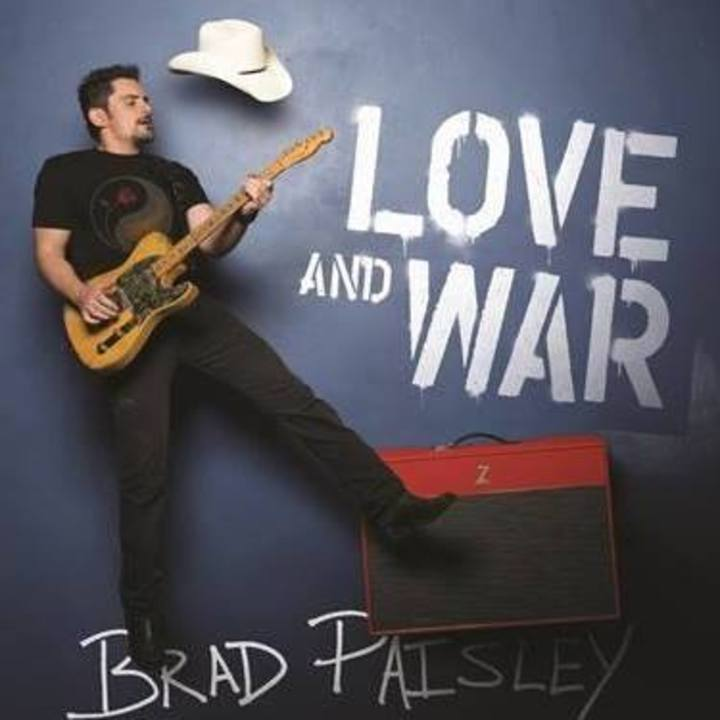 Brad Paisley Fan Club Tour Dates