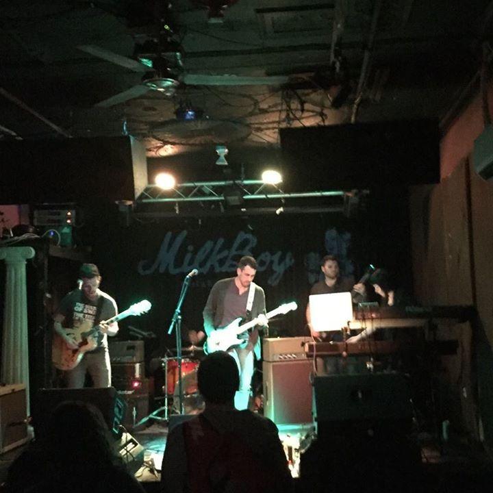 lucida @ Bourbon and Branch - Philadelphia, PA