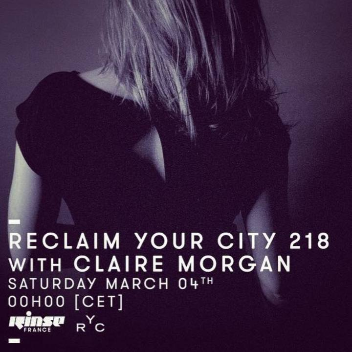 Claire Morgan (DJ page) Tour Dates