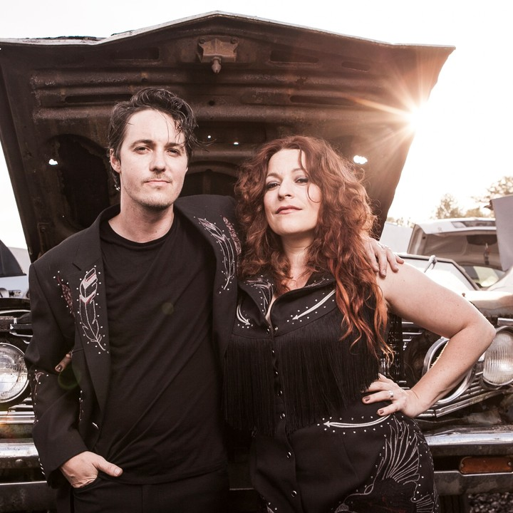 Shovels and Rope @ George's Majestic Lounge - Fayetteville, AR