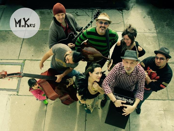 Makrú música @ The Red Poppy Art House - San Francisco, CA