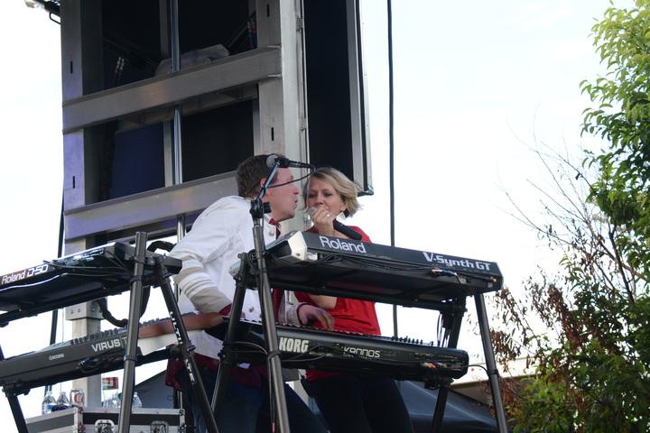 6 Million Dollar Band @ Dillon Summer Concerts - Dillon, CO