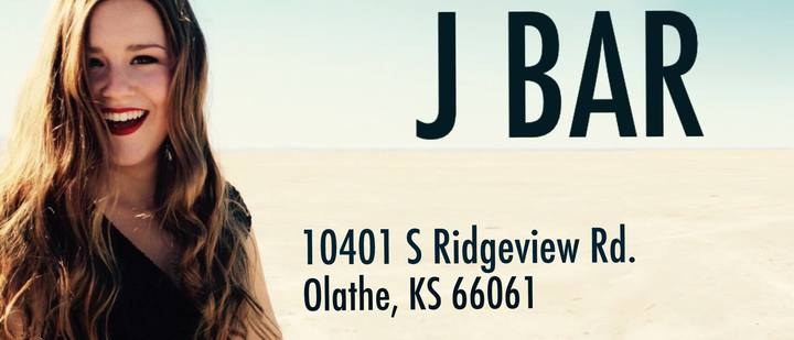Gracie Schram @ JBar - Olathe, KS