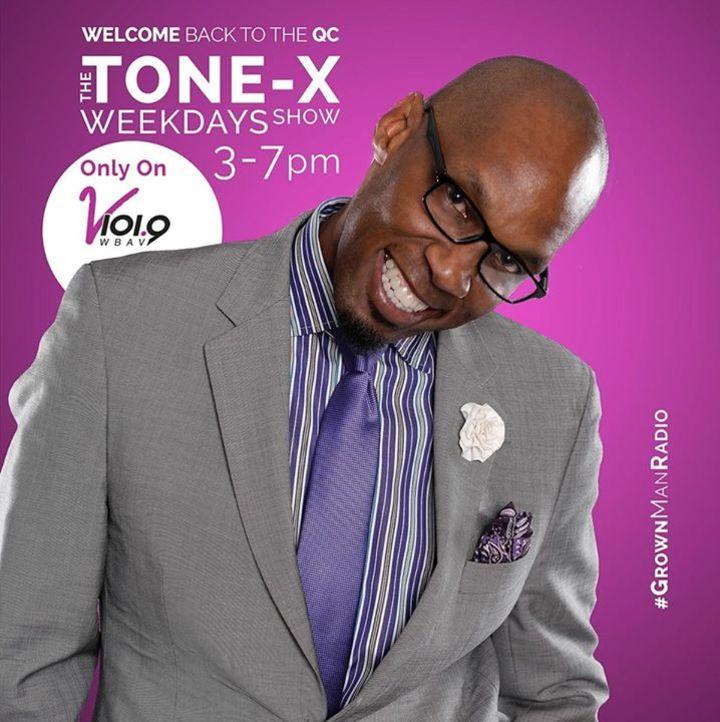 Tone-x Tour Dates