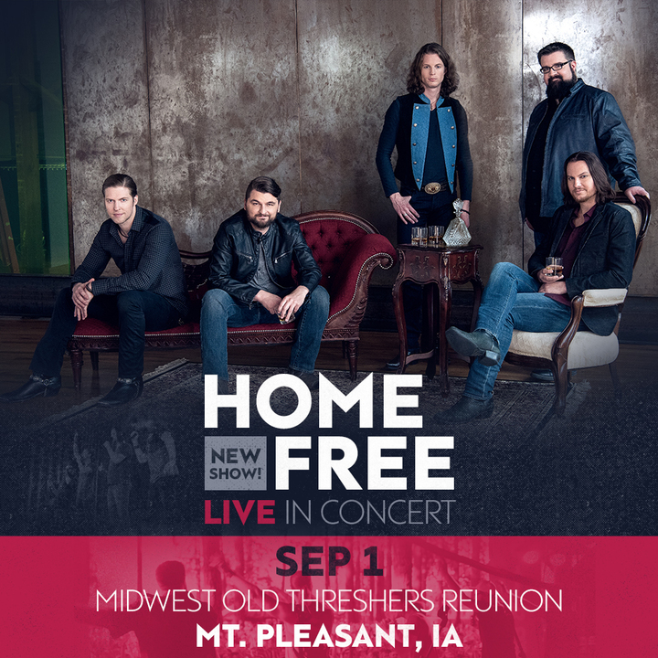 Home Free @ Midwest Old Threshers Reunion - Mt Pleasant, IA