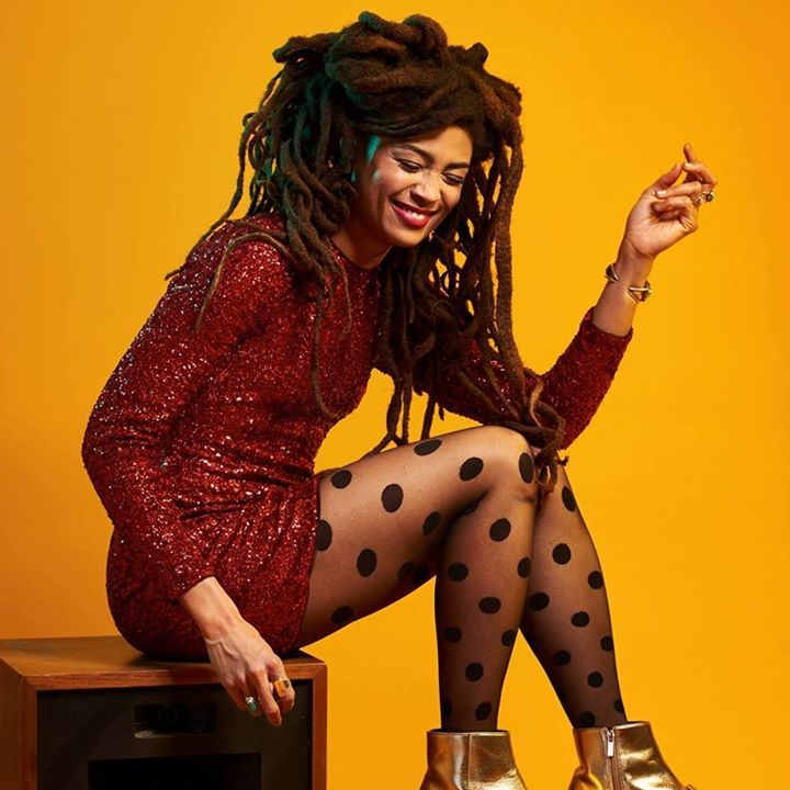 Valerie June @ Bomhard Theater at the Kentucky - Louisville, KY