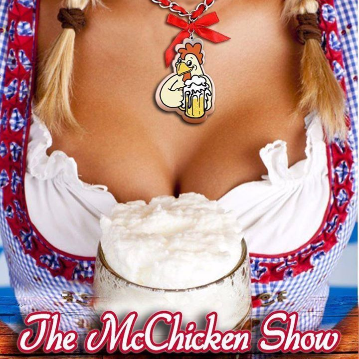 The McChicken Show Tour Dates