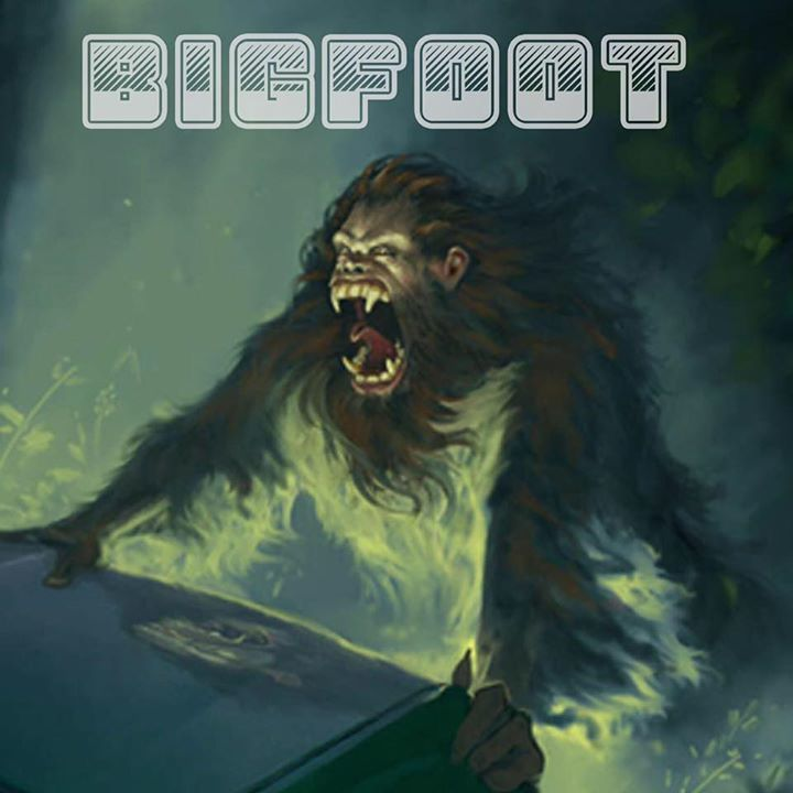 Bigfoot @ The Corporation - Sheffield, United Kingdom