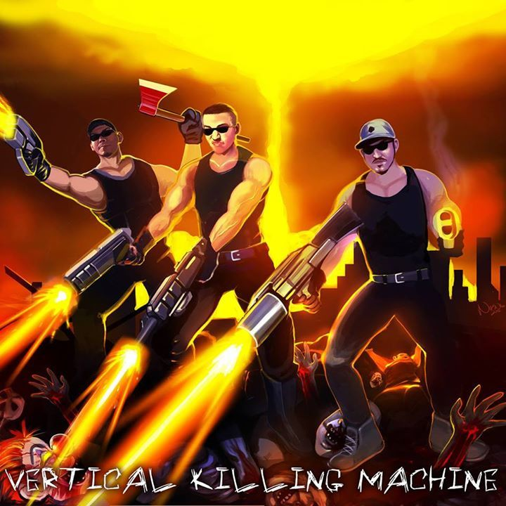 Vertical killing machine Tour Dates