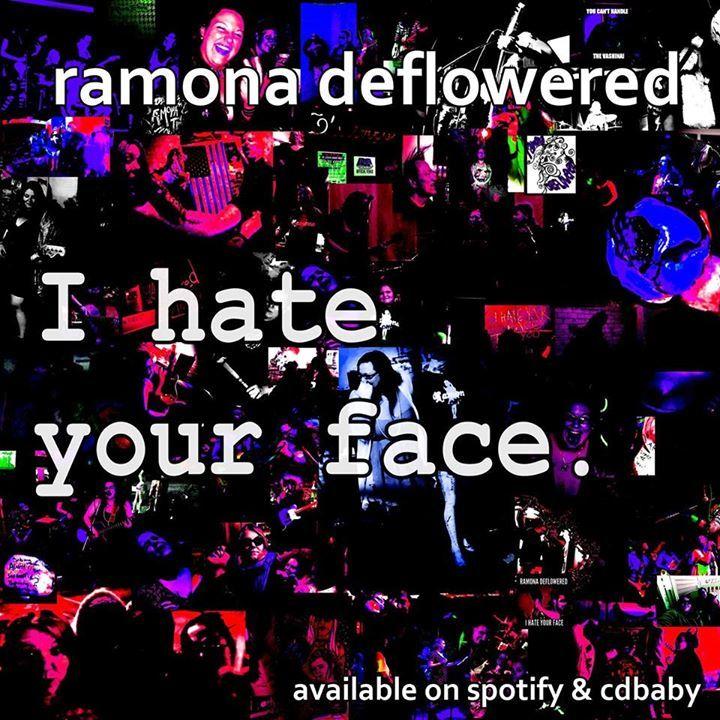 Ramona Deflowered Tour Dates