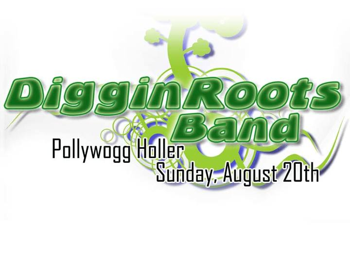 Diggin Roots Band @ Pollywogg Holler - Belmont, NY