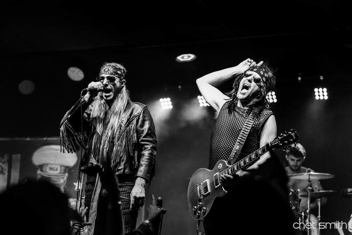 Machine Gun Symphony Tour Dates
