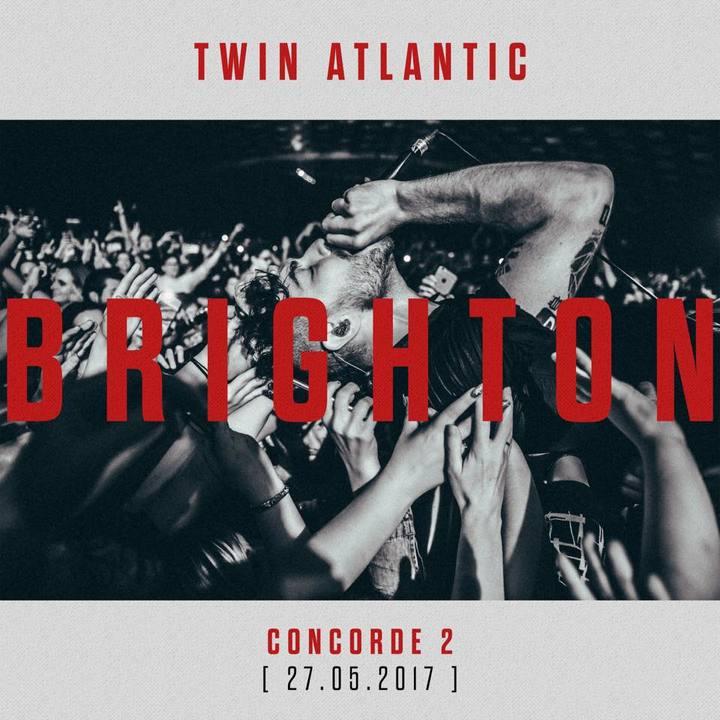Twin Atlantic @ Concorde 2 - Brighton, United Kingdom