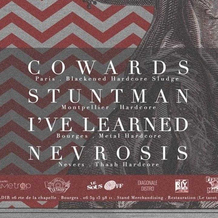 Stuntman Tour Dates