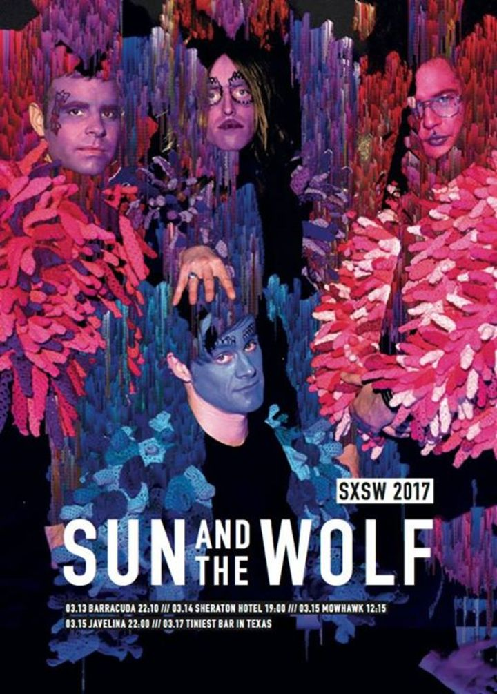 The Sun And The Wolf Tour Dates