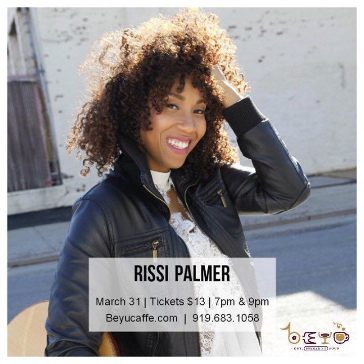 Rissi Palmer @ Fray House Concerts - Charlotte, NC
