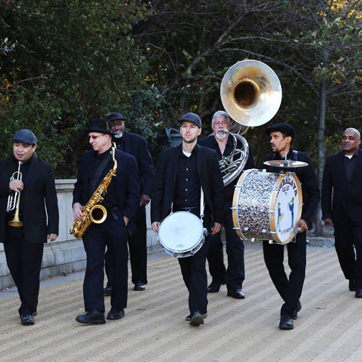 Jambalaya Brass Band Tour Dates