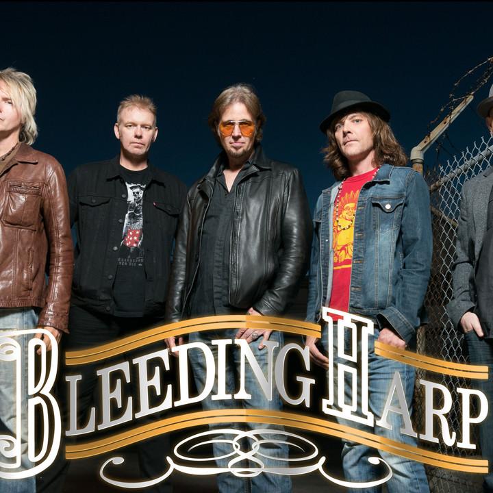 Bleeding Harp Tour Dates