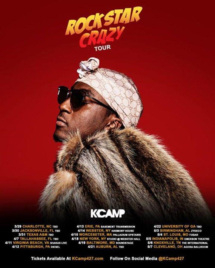 K Camp Tour Dates