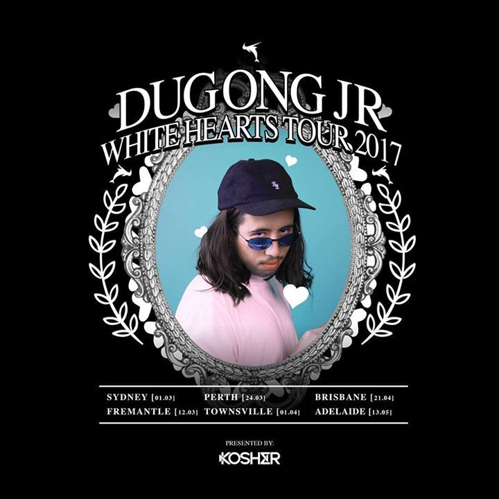 Dugong Jr Tour Dates