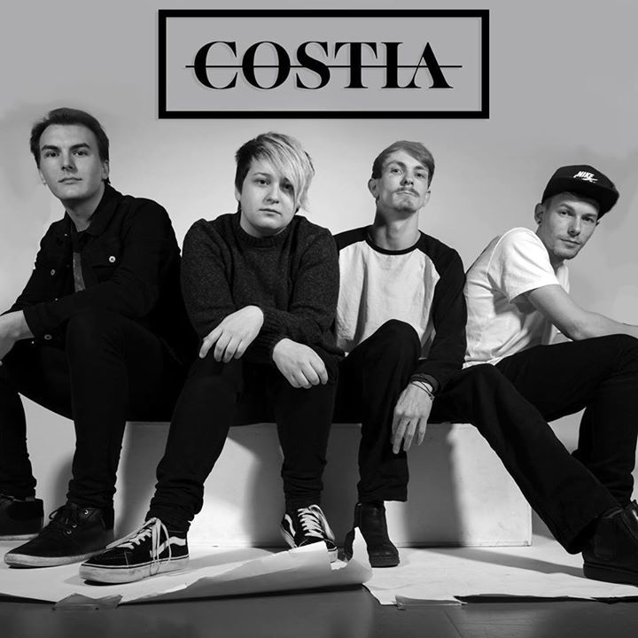 COSTIA Tour Dates