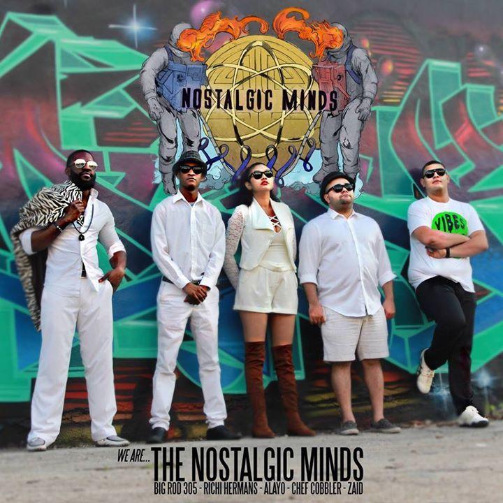 The Nostalgic Minds Tour Dates