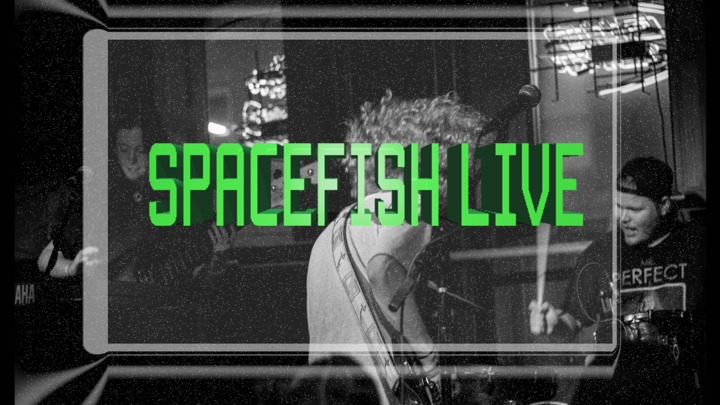 Spacefish Tour Dates