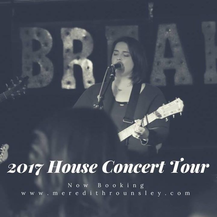 Meredith Rounsley Tour Dates