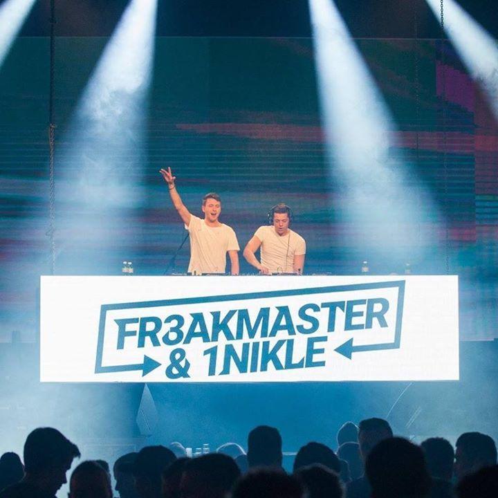 Fr3akmaster & 1Nikle Tour Dates