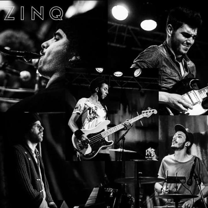 ZinQ Tour Dates
