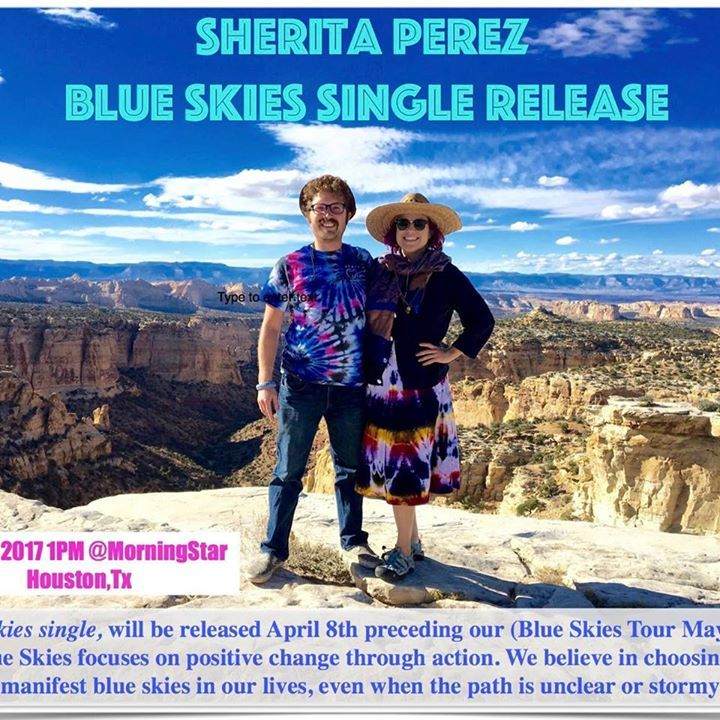Sherita Perez Music Tour Dates