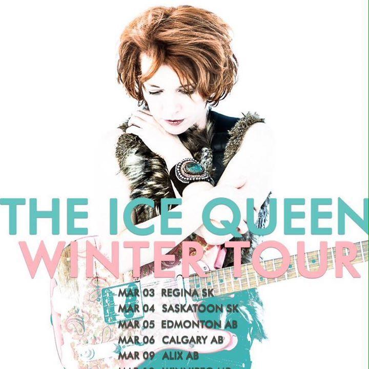 Sue Foley Tour Dates