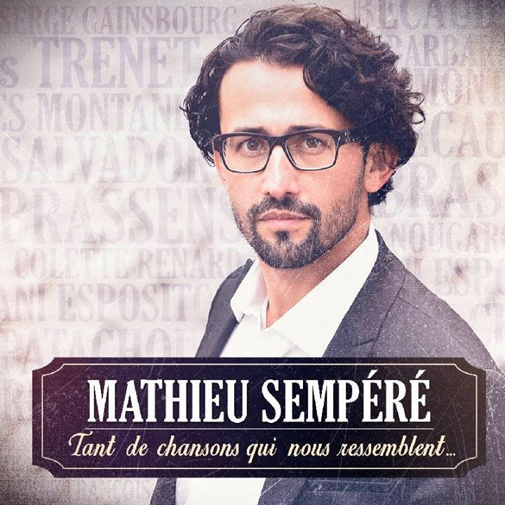 Mathieu Sempere Tour Dates