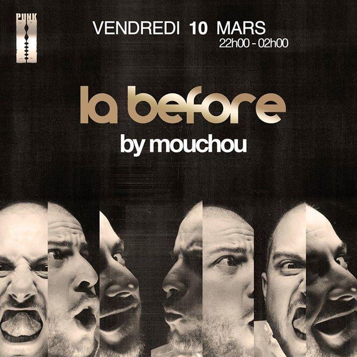 Mouchou Tour Dates