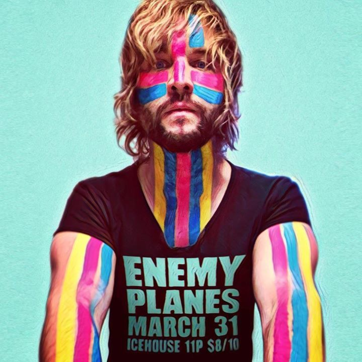 ENEMY PLANES Tour Dates