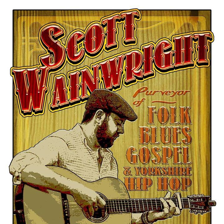 Scott Wainwright @ The White Bear - Barnsley, United Kingdom