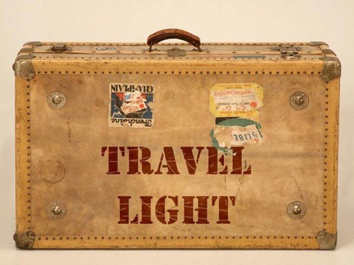 Travel Light Tour Dates