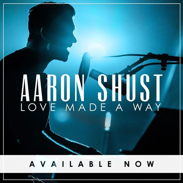 Aaron Shust @ The Beacon Theatre - Hopewell, VA
