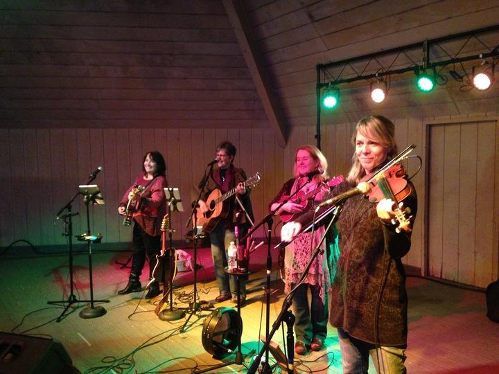 The Kelly Girls @ Shirley Meeting House - Shirley, MA