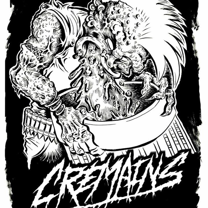 Cremains Tour Dates