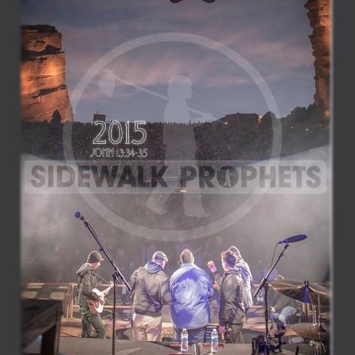 Sidewalk Prophets @ Great Smoky Mountains Expo Center - White Pine, TN