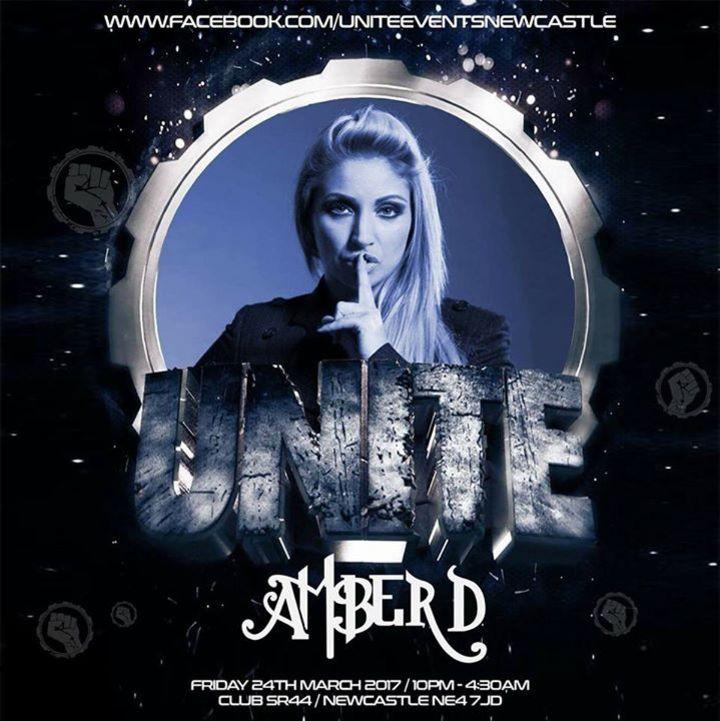 Amber D Fan Page - Official Tour Dates