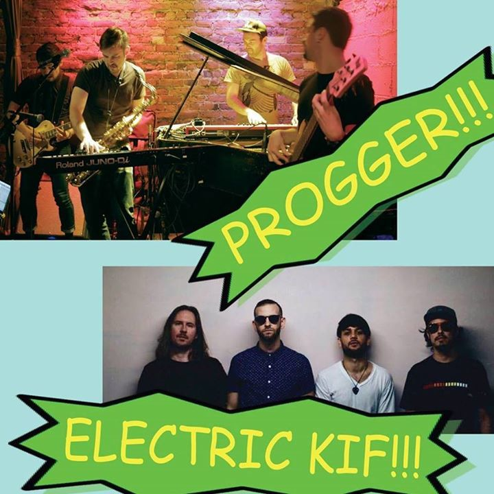 Progger Tour Dates