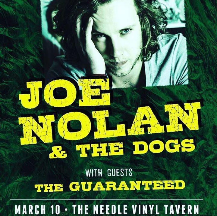 Joe Nolan Tour Dates